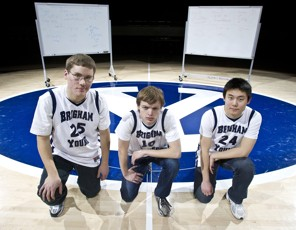 Happy Pi Day! BYU's rap makes Mathletes cooler than athletes-WE LOVE THIS!